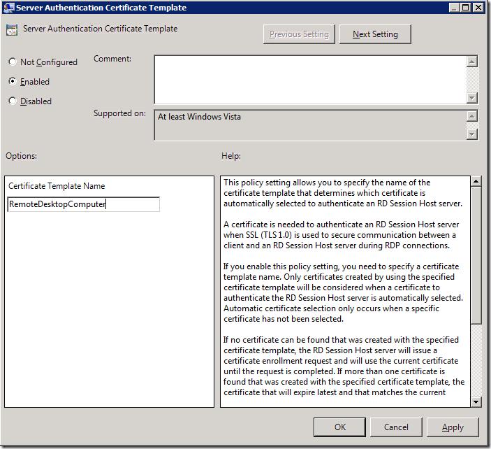 Remote desktop certificates with internal enterprise ca chipas clipimage006 yadclub Image collections